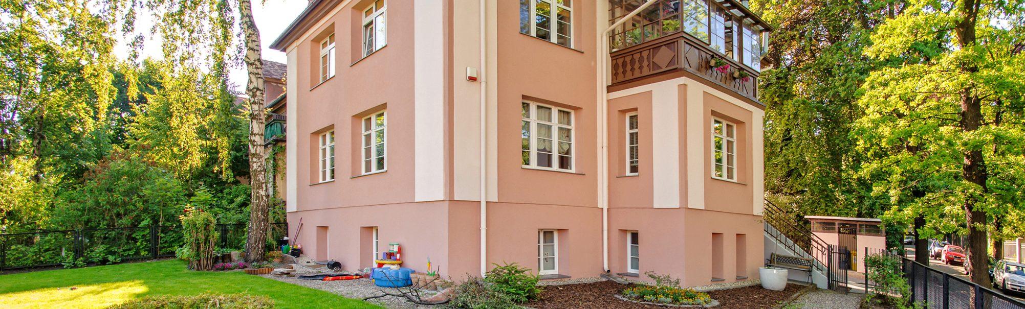 Dębowa, Apartament 1