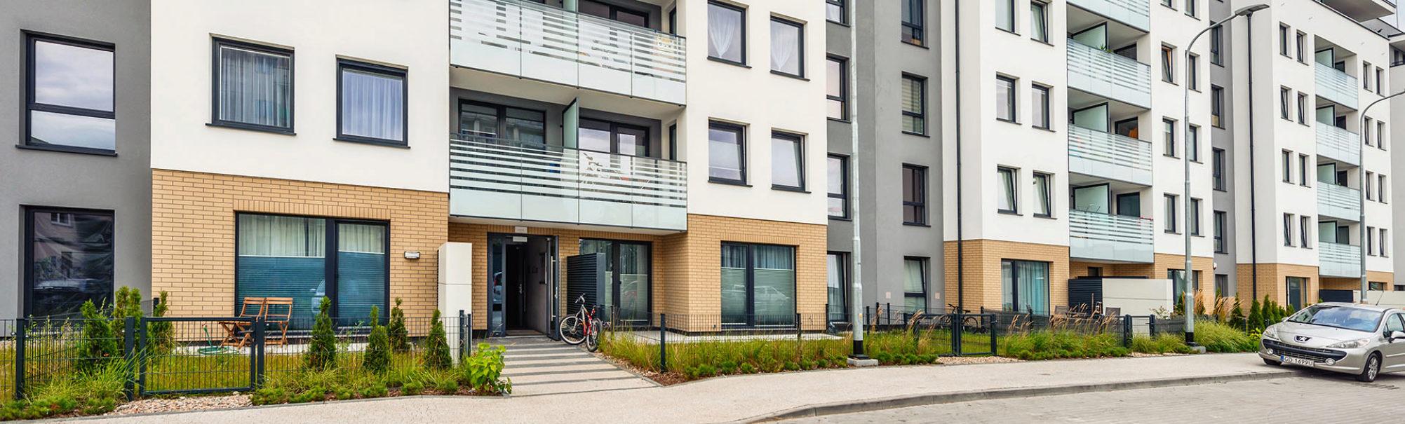 Przymorze II, Apartament G 1