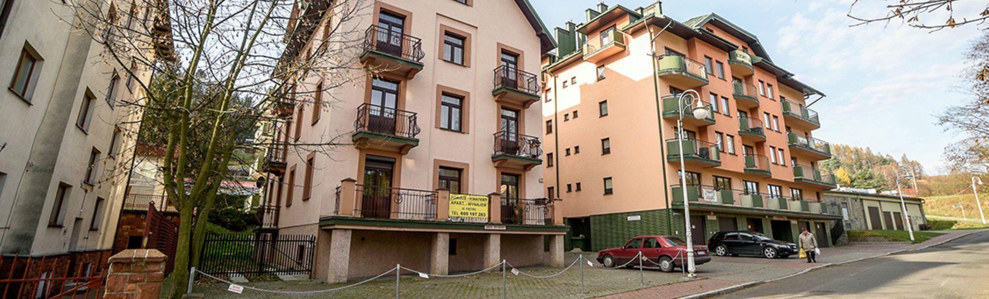 Apartamenty Sun&Snow Park Sportowy Krynica-Zdrój