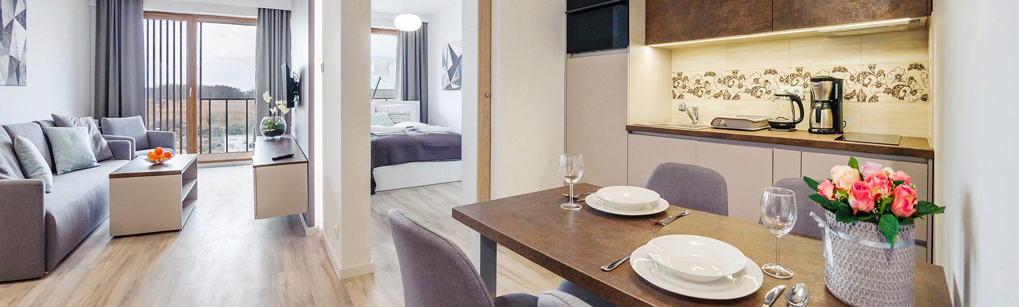 Apartamenty Sun&Snow Apartament A 15 Kołobrzeg - Resort