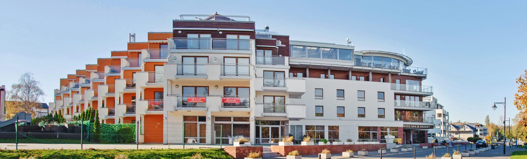 Apartamenty Sun&Snow Maloves Władysławowo
