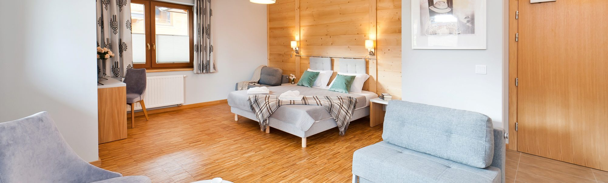 Apartamenty Sun&Snow Studio A 02 Zakopane - Resort
