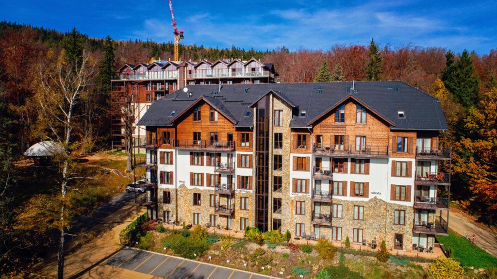 Apartamenty na wynajem w górach