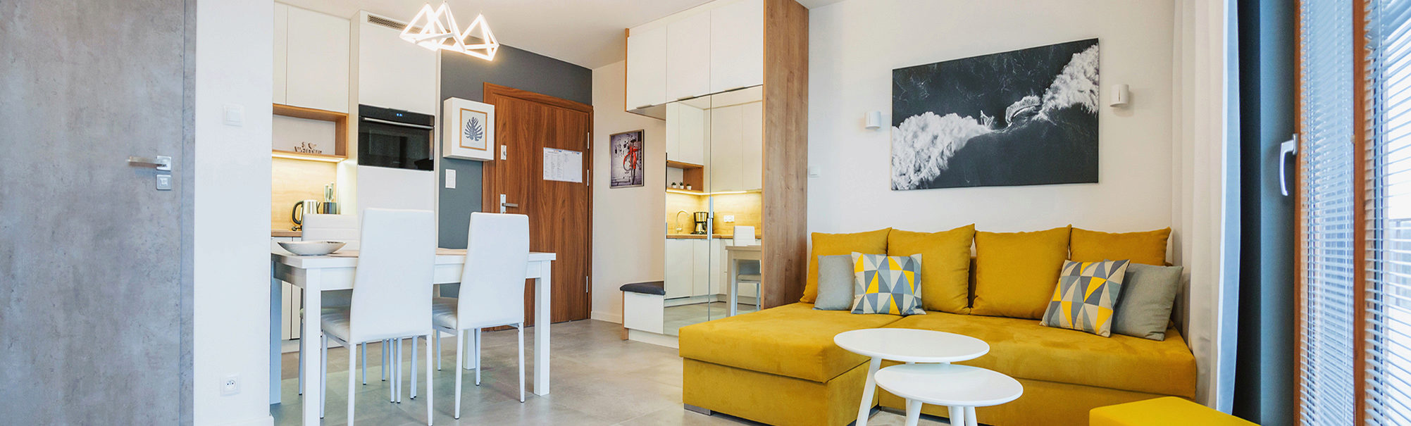 Apartamenty Sun&Snow Apartament A 40 delux Kołobrzeg - Resort
