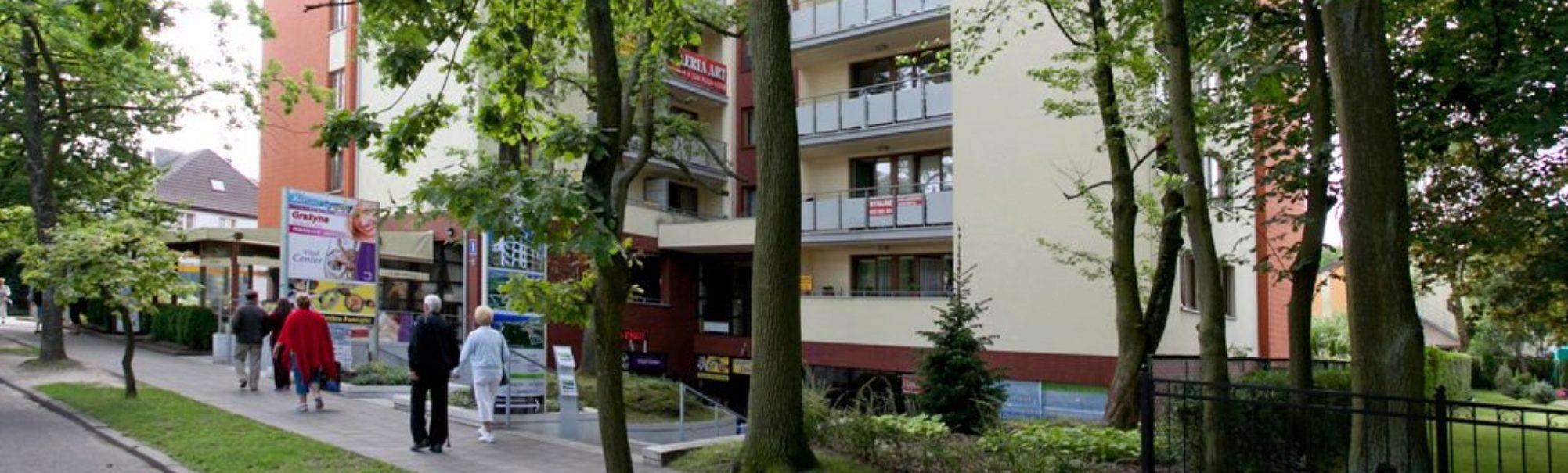 Apartamenty Sun&Snow Sikorskiego Kołobrzeg