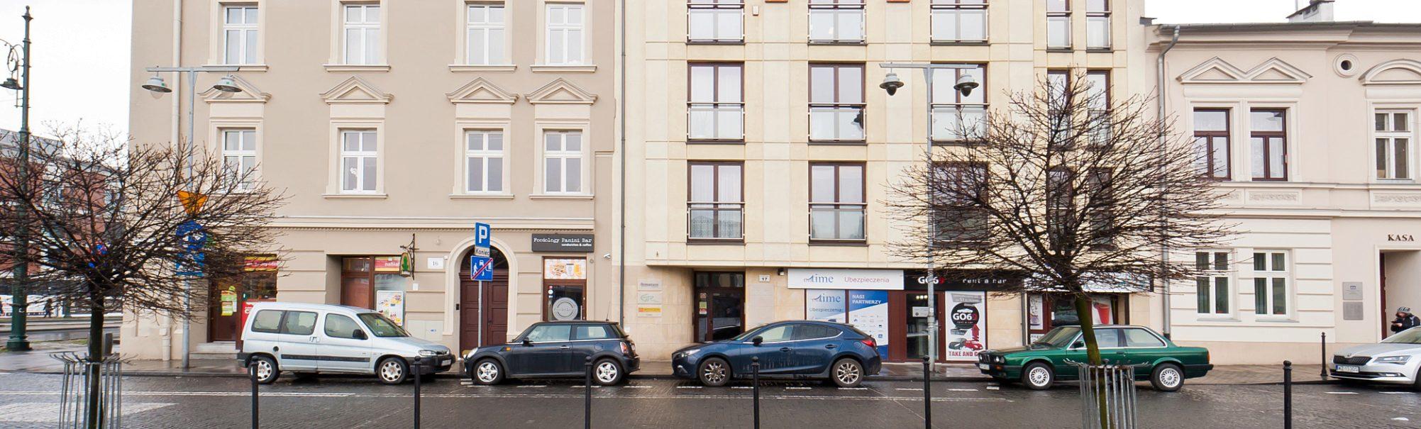 Apartamenty w miastach