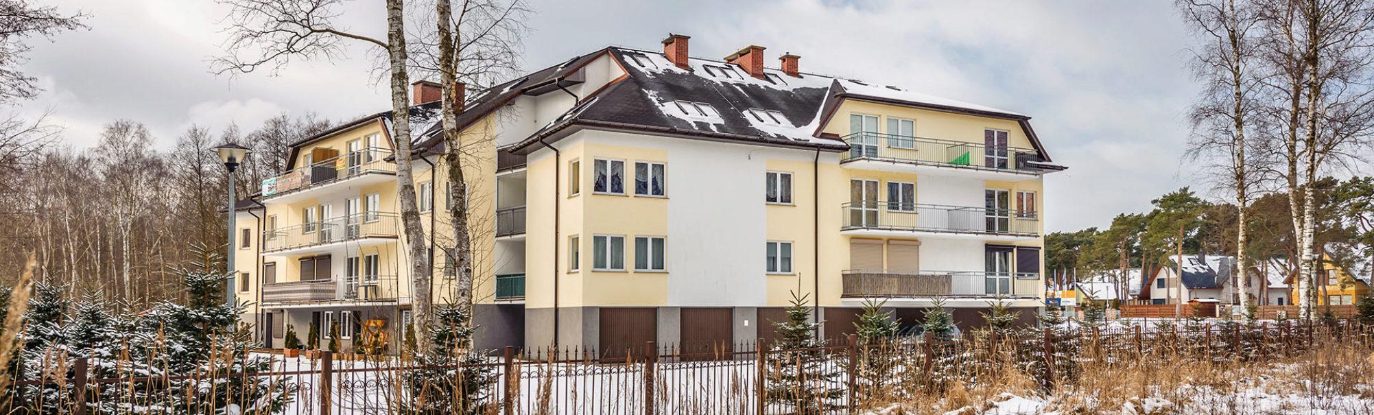 Apartamenty Sun&Snow Szkolna Międzywodzie