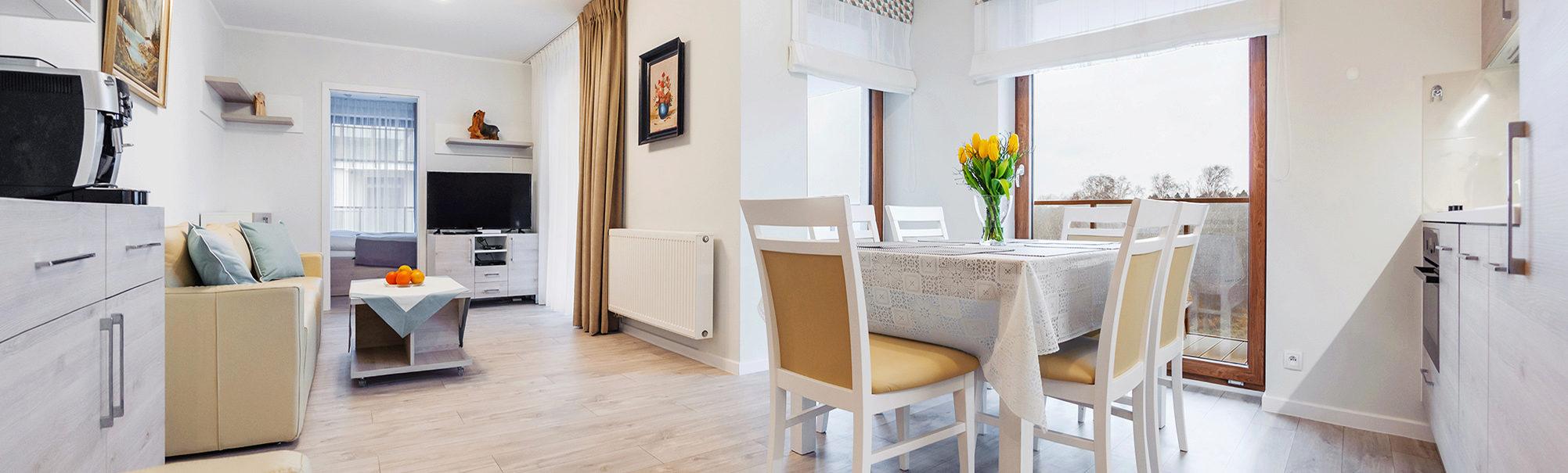 Apartamenty Sun&Snow Apartament B 34 Kołobrzeg - Resort