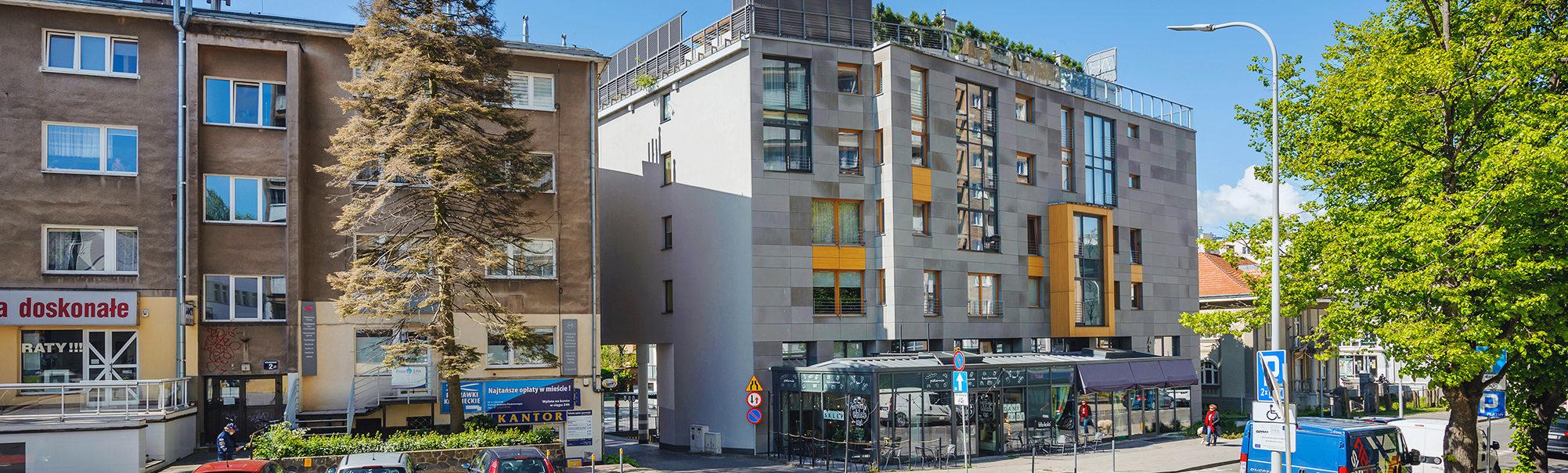 Apartamenty Sun&Snow Art Deco Centrum 2 Gdynia