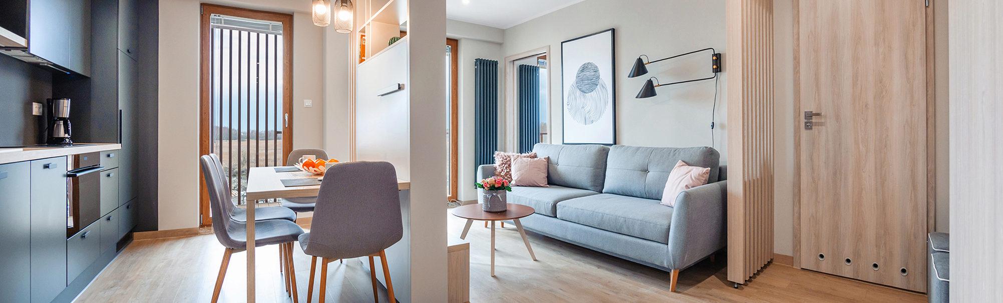Apartamenty Sun&Snow Apartament A 25 Kołobrzeg