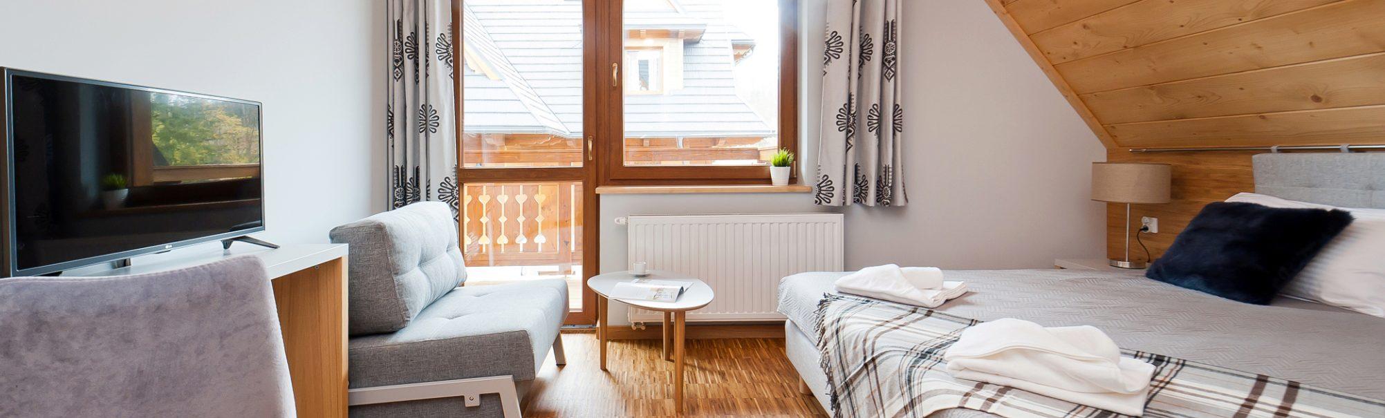 Apartamenty Sun&Snow Studio A 10 Zakopane - Resort