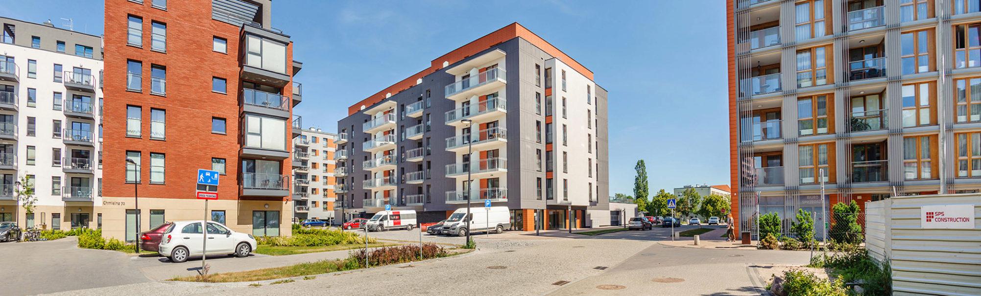 Apartamenty Sun&Snow Aura II Gdańsk Stare Miasto