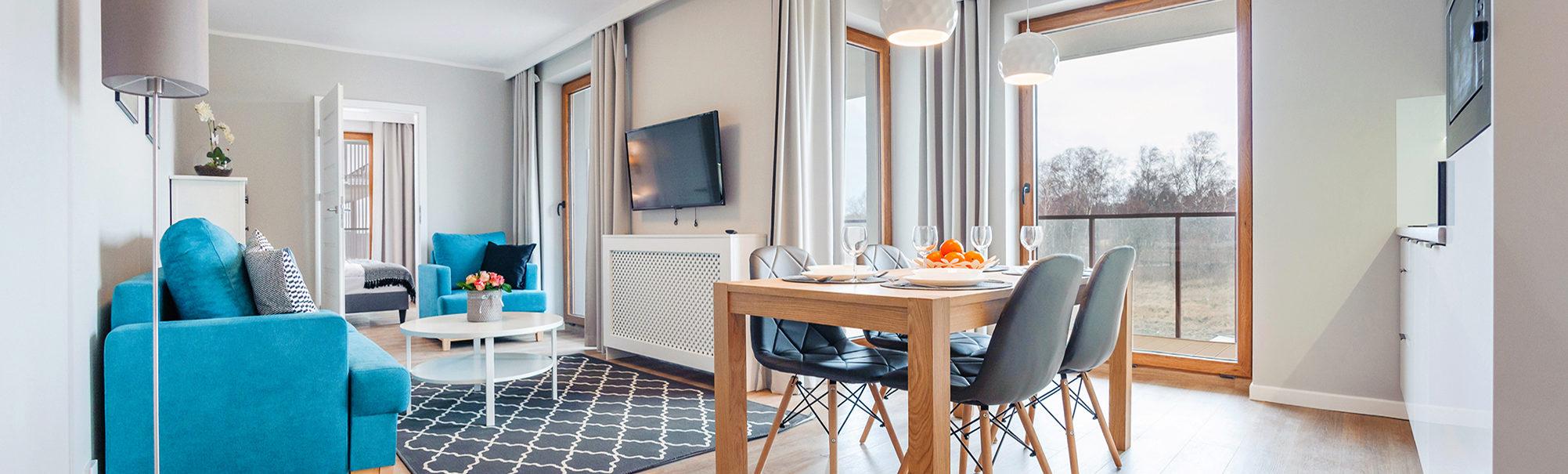 Apartamenty Sun&Snow Apartament B 22 Kołobrzeg - Resort