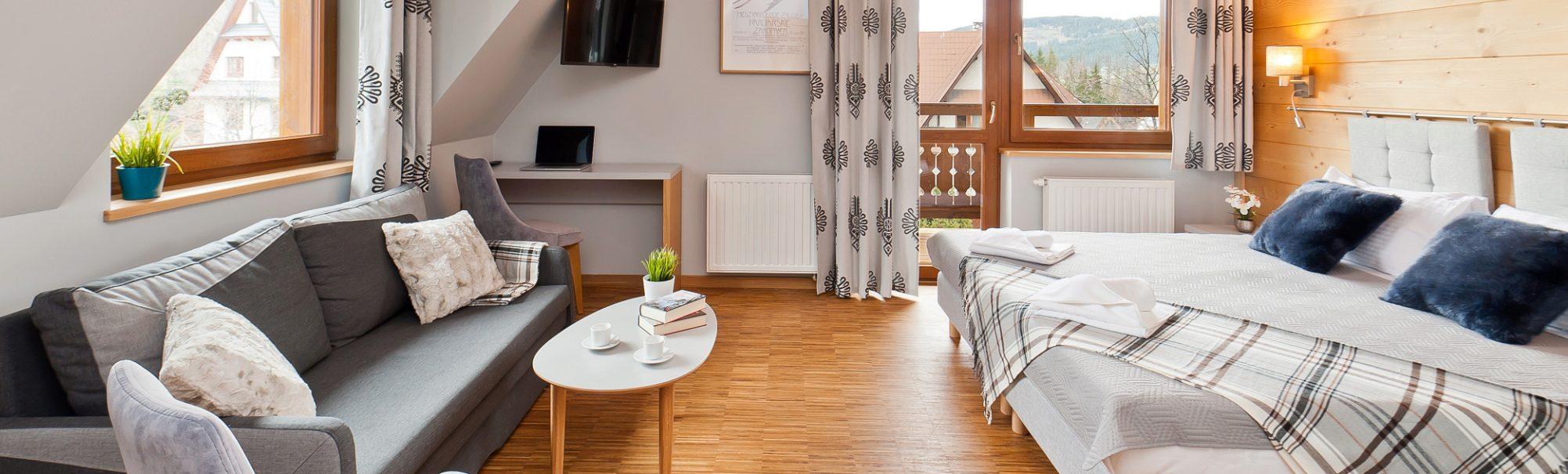 Apartamenty Sun&Snow Studio A 11 Zakopane - Resort