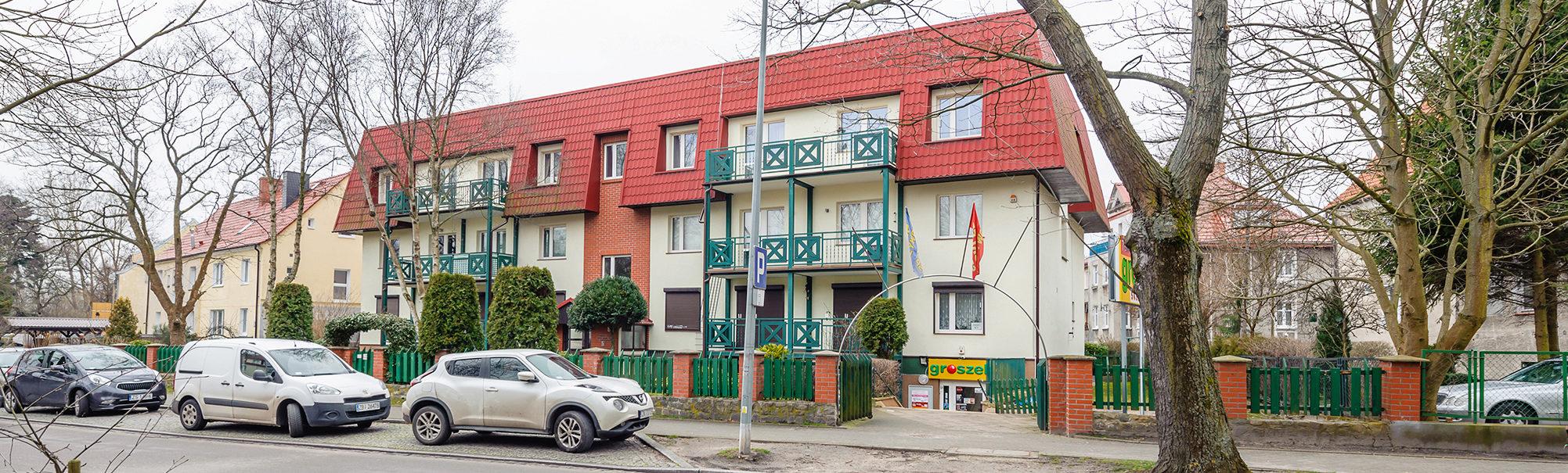 Apartamenty Sun&Snow Chopina Kołobrzeg