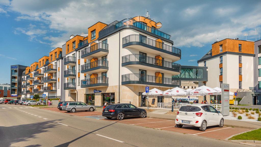 Apartament do wynajęcia nad morzem