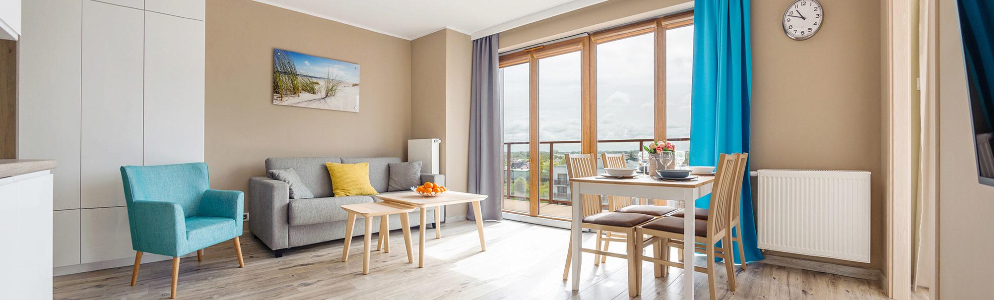 Apartamenty Sun&Snow Apartament A 42 Kołobrzeg