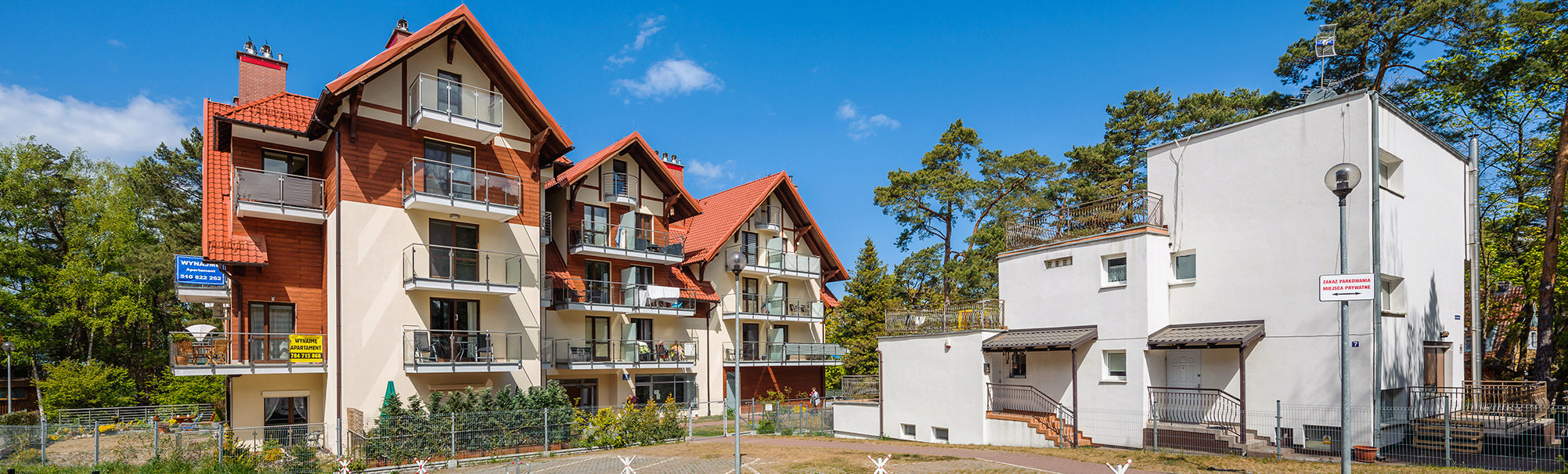 Apartamenty Sun&Snow Żeromskiego Krynica Morska