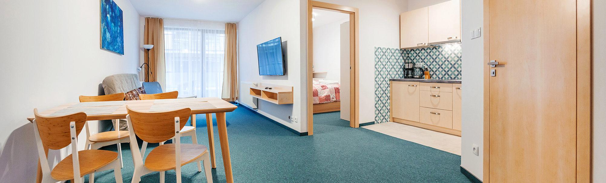 Apartamenty Sun&Snow Apartament A 20 Kołobrzeg - Resort
