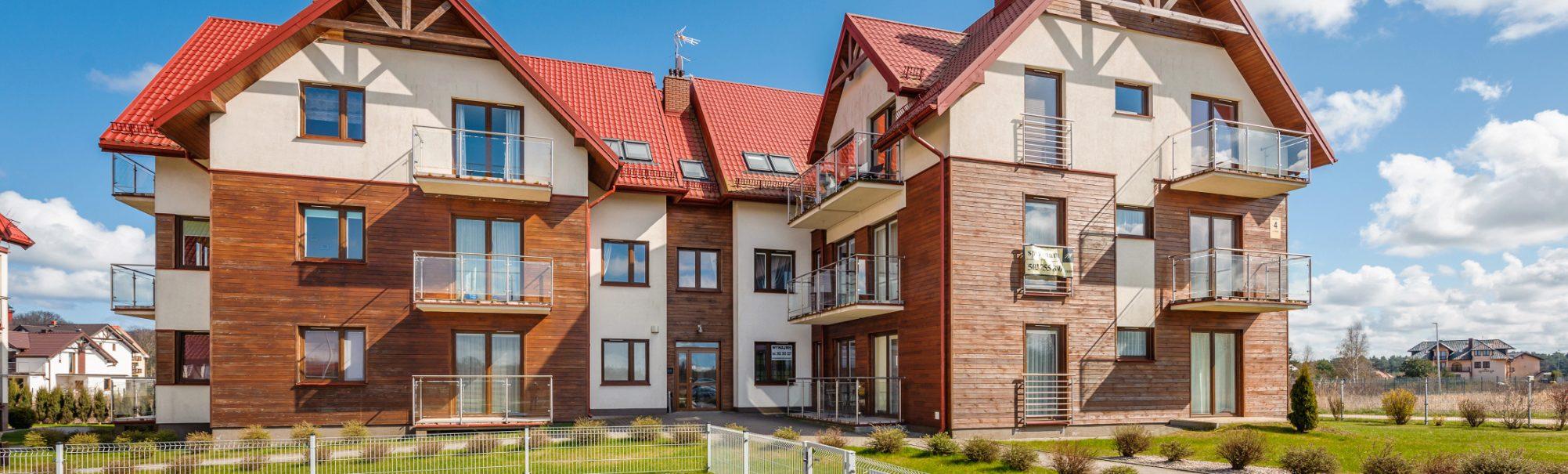 Apartamenty Sun&Snow Lisi Jar Jastrzębia Góra