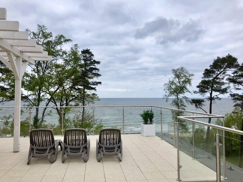 Piękny apartament nad morzem