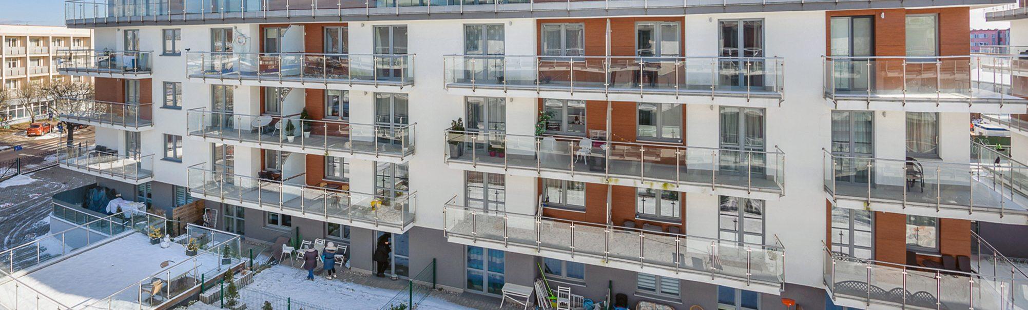 Apartamenty Sun&Snow Osiedle Bursztynowe Kołobrzeg