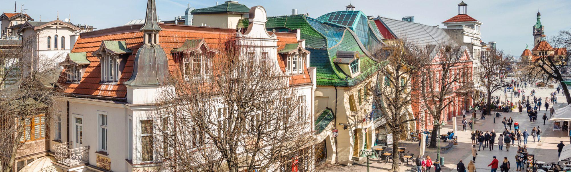 Apartamenty Sun&Snow Na Monte Cassino Sopot