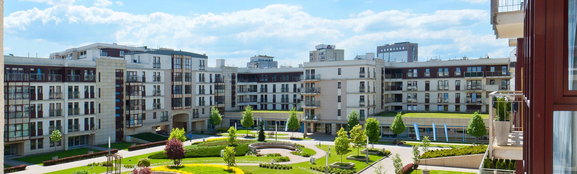 Apartamenty Sun&Snow Garden Residence  Kraków