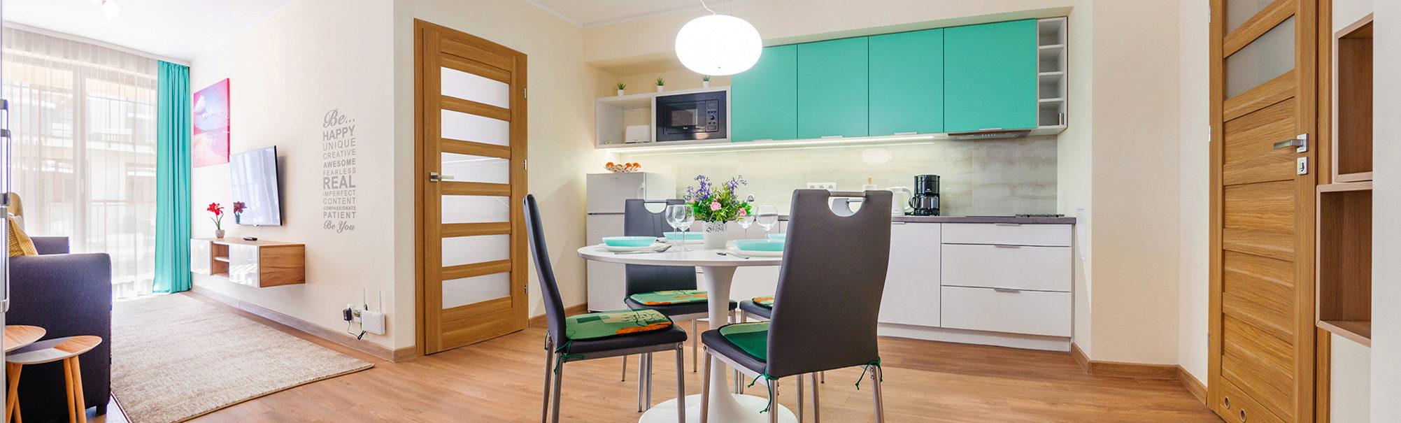 Apartamenty Sun&Snow Apartament B 33 Kołobrzeg - Resort
