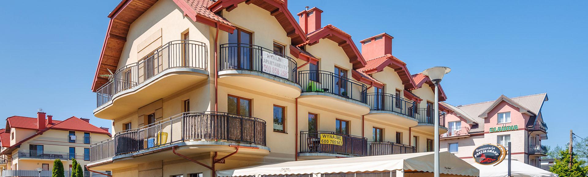 Apartamenty Sun&Snow Karwia Karwia