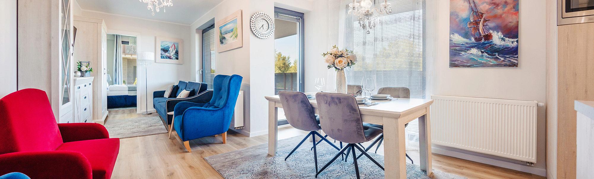 Apartamenty Sun&Snow Apartament B 11 Kołobrzeg